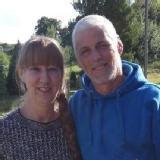 Moreno und Barbara K.
