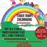 Tender Troops Childminding and Children Hub